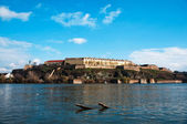 Petrovaradin Fortress — Stock Photo