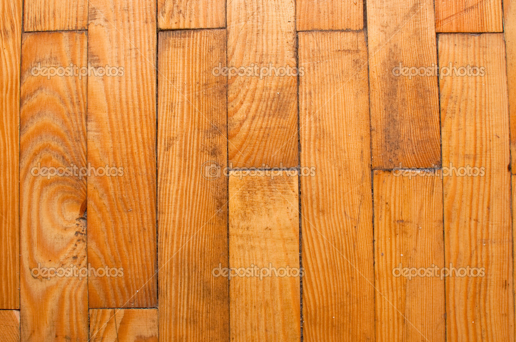 Seamless pine tree floor texture, old and obsolete — Stock Photo #4852671