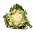 Cauliflower cabbage - Stock Photo