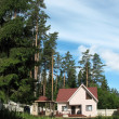 Cottage in the woods — Stock Photo #4906754