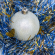 Christmas Baubel — Stock Photo #5025156