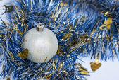 Christmas Baubel — Stock Photo
