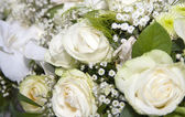 Bridal flowers — Foto de Stock