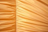 Yellow silk — Stock Photo