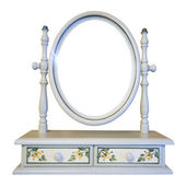 Dressing table mirror — Stock Photo