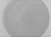 扬声器格栅 — 图库照片