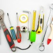 Industrial tools - Stock Photo