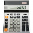 A business calculator — Stock Photo