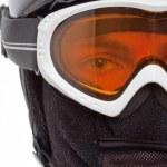 Snowboarder in balaclava — Stock Photo #5136988