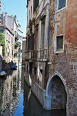 Venice and its canals — Stock Photo
