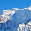 Massif du Mont Blanc - Stock Photo