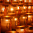 Church candles - Stockfoto