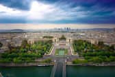 Trocadero, Paris — Stock Photo