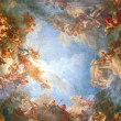 Detail from the Chapel of Versailles, France - Stock Photo