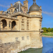 Chantily chateau — Stock Photo