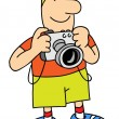 Photographer - Stock Vector