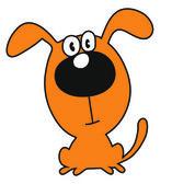 Dog, puppy — Stock Vector