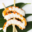 Royalty-Free Stock Photo: Shrimp Skewer