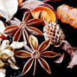 Scented potpourri — Stock Photo