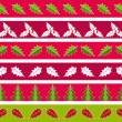 Royalty-Free Stock Vector Image: Christmas border.