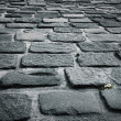 Stock Photo: Stone block pavement
