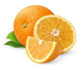 Beautiful oranges — Stock Photo