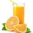 Orange juice — Stock Photo #4336177