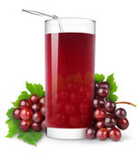 Grape juice — Stock Photo