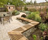 Mooie tuin — Stockfoto
