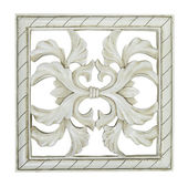 Square Decorative Tile — Stock Photo
