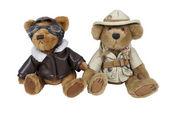 Adventure Bears — Stock Photo