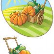 Autumn harvest - Stock Photo