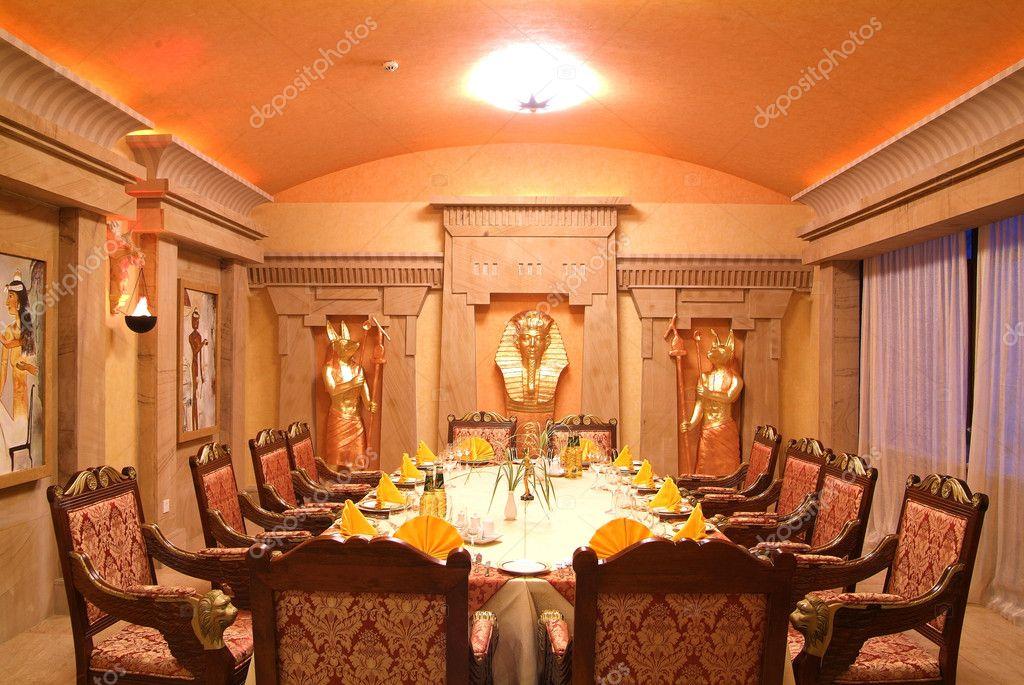 European restaurant — stock photo ensiferum