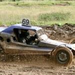 Cross-country buggy race — Stock Photo #4661407