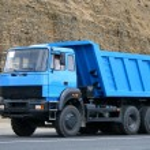 Dump truck — Stock Photo #4949992