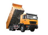Damperli kamyon — Stok fotoğraf