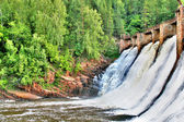 Old hydro power — Stock Photo