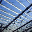 Skylight framework — Stock Photo #4294781