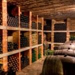 Wine bottles — Stock Photo #5223428
