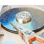 Hard drive internals — Stock Photo #5229477