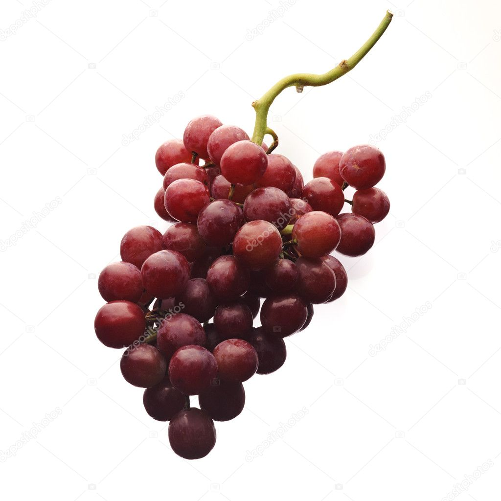 A bunch of ripe grapes — Stock Photo #5229964