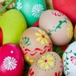 Painted easter eggs — Stock Photo #5293661