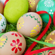 Painted easter eggs — Stock Photo #5293695