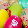 Painted easter eggs — Stock Photo #5293758