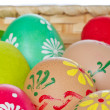 Painted easter eggs — Stock Photo #5294156