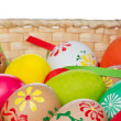Painted easter eggs — Stock Photo #5294258