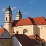 Valtice castle — Stock Photo #5296080