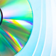 Disk closeup — Stock Photo