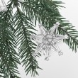 Decorated Christmas tree — Stock fotografie