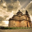 Montepulciano church - Stock Photo